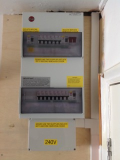 consumer units fuse boxes jeff quick electrical. Black Bedroom Furniture Sets. Home Design Ideas